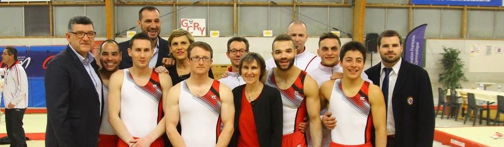 Gcry Gymnastique Club La Roche Sur Yon